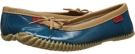 Teal Chooka Solid Duck Skimmer for Women (Size 7)