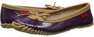 Bright Plum Chooka Solid Duck Skimmer for Women (Size 7)