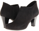 Black Nubuck La Canadienne Donovan for Women (Size 5)