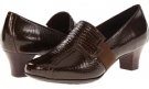 Brown Lizard Aravon Estelle for Women (Size 7)