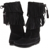 Calf Hi 2-Layer Fringe Boot Women's 7