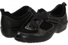 Black Ionic/King Suede Softspots Alice for Women (Size 7)