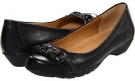 Black Calf Ionic Softspots Posie for Women (Size 5)