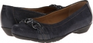 Navy/Navy Softspots Posie for Women (Size 5)