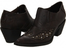 Vintage Studded Shoe Boot Women's 5