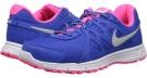 Hyper Cobalt/Hyper Pink/White/Metallic Platinum Nike Revolution 2 for Women (Size 5.5)