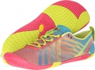 Paradise Pink/High Viz Merrell Barefoot Run Vapor Glove for Women (Size 5)