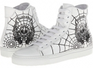 DSQUARED2 Skull Star High Top Sneaker Size 9