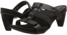 Aetrex Kayla Adjustable 3 Strap Slide Size 8