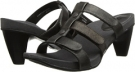 Aetrex Kayla Adjustable 3 Strap Slide Size 5