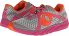 Grey/Raspberry Rose Pearl Izumi Em Road H 3 for Women (Size 5)