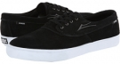 Black/White Suede Lakai Camby for Men (Size 11.5)