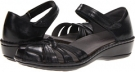 Black Leather Aravon Clarissa for Women (Size 10)