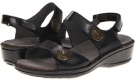 Black Aravon Candace for Women (Size 10)