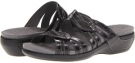 Black Leather Aravon Kendall for Women (Size 7)