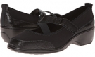 Black Aravon Kim for Women (Size 7)