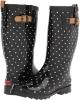 Classic Dot Rain Boot Women's 6