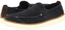 Washed Black Canvas Timberland Earthkeepers Hookset Handcrafted Slip-On for Men (Size 9)