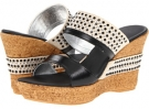 Black/Silver Onex Addison for Women (Size 5)