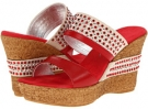 Red Onex Addison for Women (Size 5)