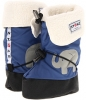 Elephant - Slate Blue Stonz Booties Linerz for Kids (Size 4)