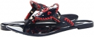 Midnight/Red Jack Rogers Georgica Jelly for Women (Size 5)