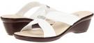 White/Silver Onex Gia for Women (Size 5)