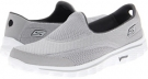 Grey SKECHERS Performance GOWalk 2 for Women (Size 7.5)