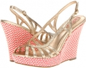 Sophie Strappy Wedge Women's 7.5