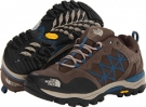 Coffee Brown/Prussian Blue The North Face Storm WP for Women (Size 5)