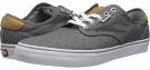 Diamonds Grey Vans Chima Pro for Men (Size 11)