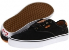 Black/White/Tan Vans Chima Pro for Men (Size 11)