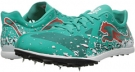 Pool Green/Whtie/Grenadine PUMA Crossfox XCS Wn's for Women (Size 7)