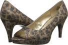 Leopard Glamour Bandolino Mylah for Women (Size 5.5)