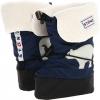 Polar Bear/Navy Blue Stonz Booties Linerz for Kids (Size 4)