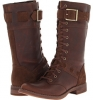 Tobacco Forty Leather Timberland Earthkeepers Savin Hill Mid Boot for Women (Size 8)