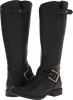 Black Forty Leather Timberland Earthkeepers Savin Hill Tall Boot for Women (Size 7.5)