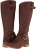 Tobacco Fort Leather Timberland Earthkeepers Savin Hill Tall Boot for Women (Size 7.5)