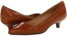 Cognac Leather Isaac Mizrahi New York Gabriel 3 for Women (Size 7)
