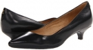 Black Leather Isaac Mizrahi New York Gabriel 3 for Women (Size 7)