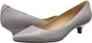 Light Grey Leather Isaac Mizrahi New York Gabriel 3 for Women (Size 7)
