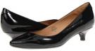 Black Patent Isaac Mizrahi New York Gabriel 3 for Women (Size 7)