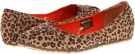 Tan/Cheetah Print Roper Ballerina Prints for Women (Size 8)