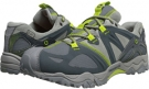 Dark Slate/Lime Merrell Grassbow Sport Waterproof for Women (Size 5)