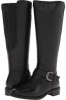 Black David Tate Branson - Wide Shaft for Women (Size 5)