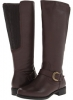 Brown David Tate Branson - Extra Wide Shaft for Women (Size 5)
