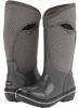 Gunmetal Bogs Herringbone Tall for Women (Size 7)