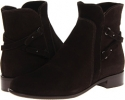 Espresso Suede La Canadienne Sharon for Women (Size 5)
