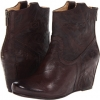 Frye Carson Wedge Bootie Size 6