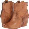 Frye Carson Wedge Bootie Size 5.5